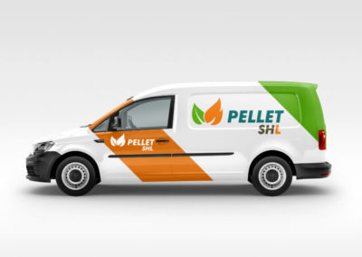 Rotulación Pellet